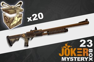 Joker Mystery Box 23 (20 Pack + 5 Bonus)