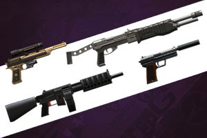 Shotgunner Role Pack 1