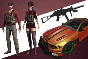 Dress To Kill Criminal Bundle