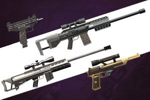 Deadeye Sniper Role Pack 1