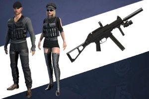 Enforcer Dress to Kill Clothing Pack