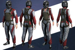 S1 Racing Gear (Enforcer)