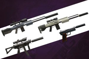 Silencer Role Pack