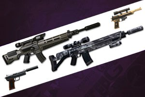 Marksman Role Pack