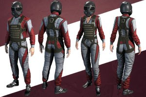 S1 Racing Gear (Criminal)