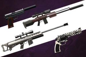 Deadeye Sniper Role Pack 2