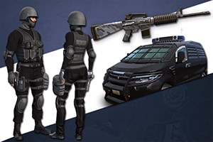 Tactical Urban Warfare Pack