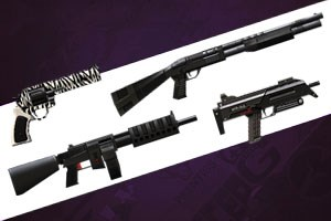 Shotgunner Role Pack 2