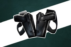 Double Gun Holster Back (Female Only)