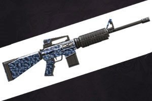 Digital Camo Weapon Skin