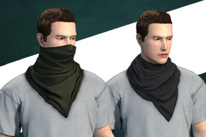 Desert Scarf (Male Only)