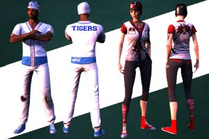 Baseball Clothing Pack
