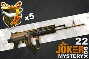 Joker Mystery Box 22 (5 Pack + 1 Bonus)
