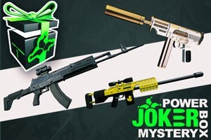 Majiiks' Power Joker Mystery Box