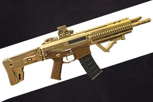 Gold Weapon Skin