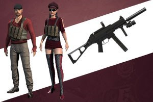 Criminal Dress to Kill Clothing Pack