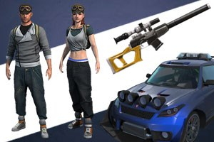 Enforcer Urban RX Bundle