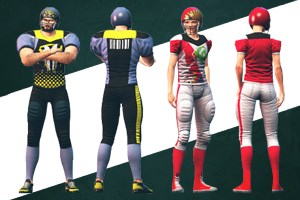 Football Clothing Pack