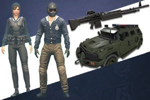Enforcer Heavy Duty Bundle