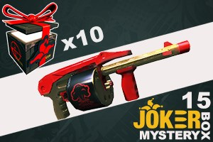 Joker Mystery Box 15 (10 Pack + 2 Bonus)
