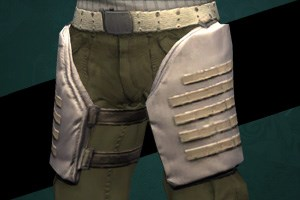 Armored Thighpads