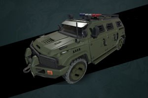 Enforcer Waragi LAV Vehicle + Kit