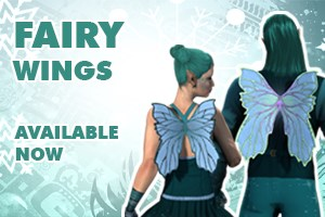 Fairy Wings (Account Lifetime)