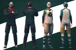 Hockey Clothing Pack