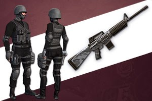 Tactical Gear Bonus Pack (Criminal)