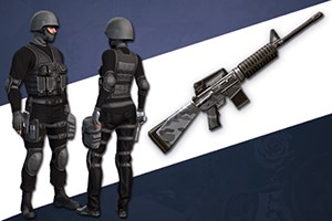 Tactical Gear Bonus Pack (Enforcer)