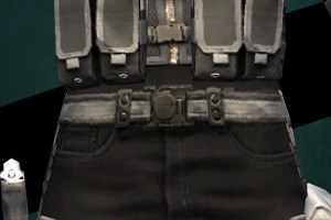 Combat Gear - Tactical Belt