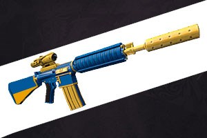 Ukraine Weapon Skin