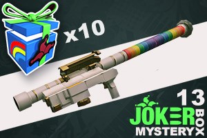 Joker Mystery Box 13 (10 Pack + 2 Bonus)