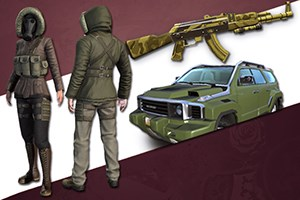 Paramilitary Urban Warfare Pack