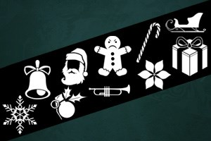 Holiday Symbol Bundle