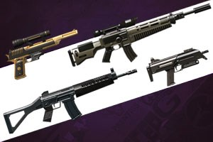 Semi-Auto Role Pack