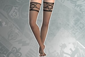 Pentagram Stockings (Account Lifetime)