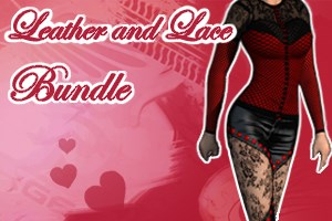 Leather and Lace Bundle (Account Lifetime)