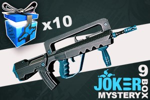 Joker Mystery Box 9 (10 Pack + 2 Bonus)