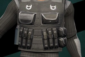 SubMachineGun Vest Config