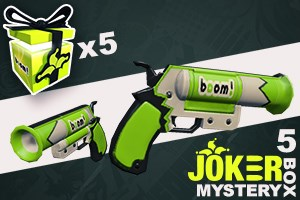 Joker Mystery Box 5 (5 Pack + 1 Bonus)