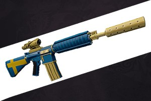 Sweden Weapon Skin