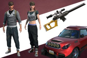 Criminal Urban RX Bundle