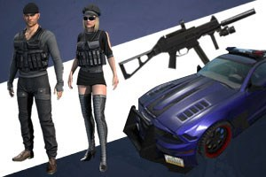 Dress To Kill Enforcer Bundle